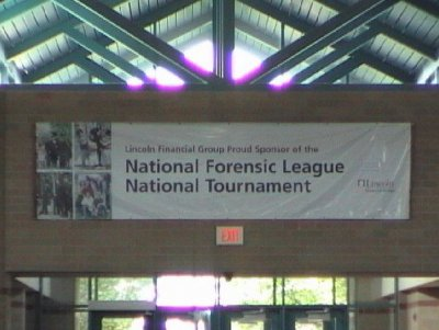 National Forensic League - National Tournament