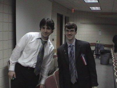 Aaron & David